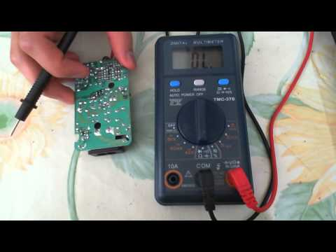 El varistor prueba basica curso de electrónica gratis