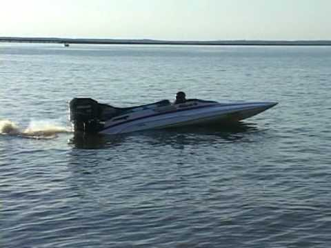 Allison Drag Boat 2010 AlliCat