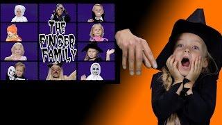 Finger Family Halloween Song | Halloween Song for Kids | Kids Songs
