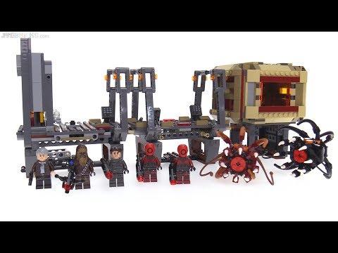 LEGO Star Wars Rathtar Escape review! 75180