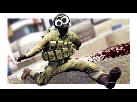 Funny Counter Strike Moments - CS GO The Newbs Fail