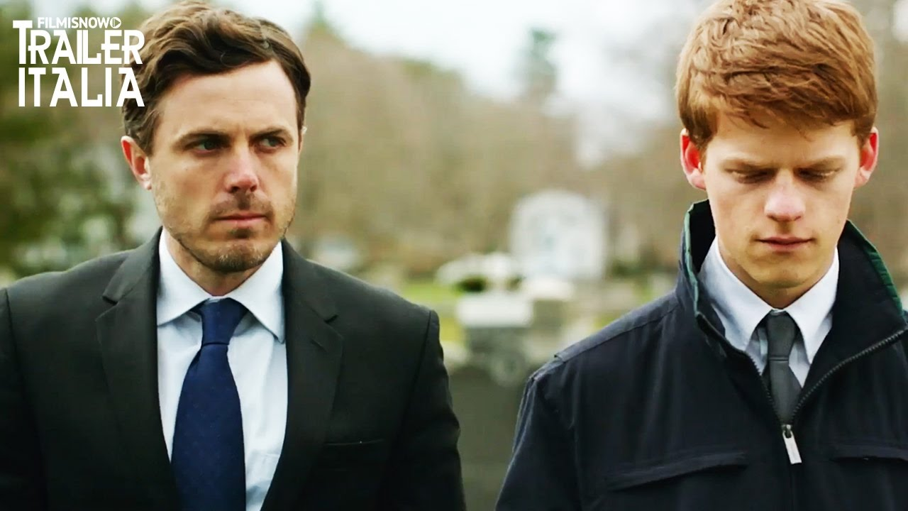 MANCHESTER BY THE SEA con Casey Affleck | Trailer italiano ufficiale [HD]