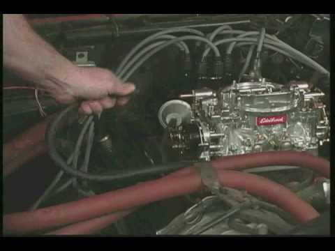 Edelbrock Carburetor Installation and Troubleshooting Part 3 - Installation 1
