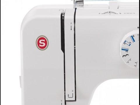 Costura | Cómo enhebrar la máquina de Coser ★ Singer Promise 1409