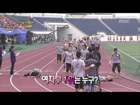K-Pop Star Olympics, 400m, #04, 새싹달리기 20120726