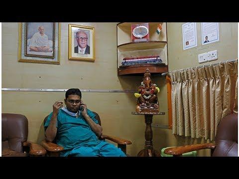 Indien: Wenn der Arzt auf Schienen kommt