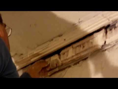 Plastering Large Hole In Ceiling Repair and Cornice