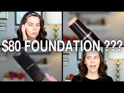 $80 TOM FORD TRACELESS FOUNDATION ... WTF ???