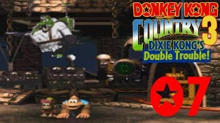 Donkey Kong Country 3 - #7 -  Baron K. Roolenstein