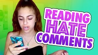 Reading Hate Comments | Baby Ariel