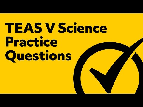 Best Free TEAS V Science Review!