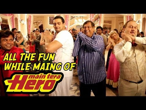Fun and Bloopers | Main Tera Hero