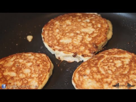 QUICK AND EASY HEALTHY PANCAKES | Furious Pete Talks