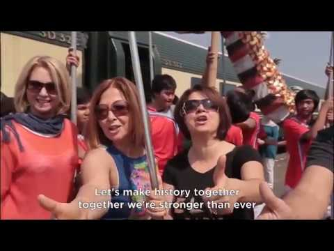 Lets Make History Together - Oriflame Song 2017