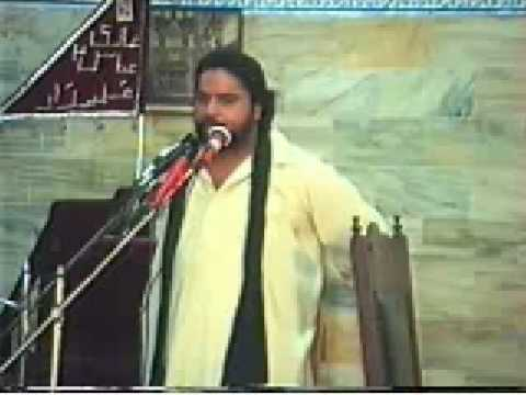 Shaukat Raza Shaukat - Hazrat Abu Talib (a.s) - Part 1 Of 7 video