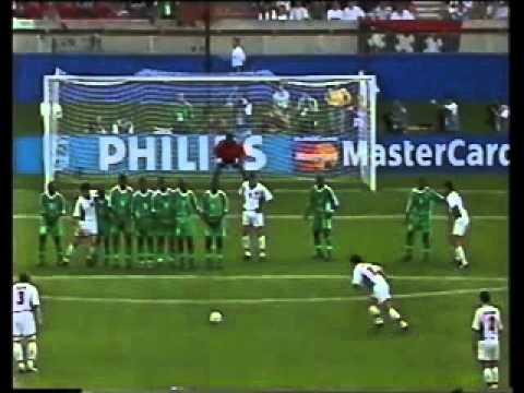 1998 World Cup - Nigeria v Bulgaria