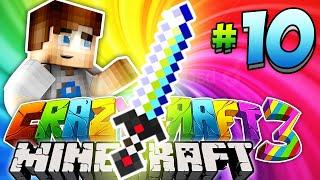 "Minecraft Crazy Craft 3.0 (Ep 10) - ""TESTING ULTIMATE SWORD!"" w/ Ali-A"