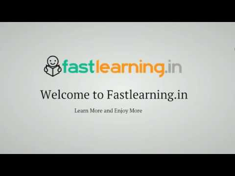 Fastlearning | Learn More And Enjoy More | Online Tutorial Programming Language Tutorials - Examples