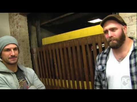 Rig Rundown - Every Time I Die's Jordan Buckley&Andy Williams