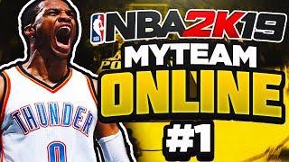 NO MONEY SPENT SERIES! NBA 2K19 MyTeam Unlimited Ep. 1