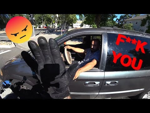 Jackass Drivers x ROAD RAGE Compilation ~ Part 9 #veggiemoto