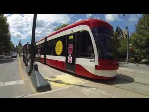 Meet Your New Ride, Toronto! TTC unveils its new streetcar