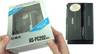 BNIB '90s Aiwa HS-PC202 Mk III *Personal Stereo* - Unboxed & Tested