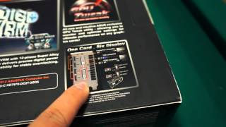 [HD] ASUS HD7970-DC2T-3GD5 Radeon HD 7970 3GB DCUII Unboxing and Review