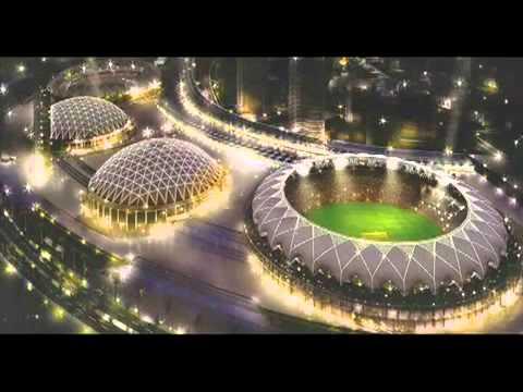 Сказочный город Дубаи. Потрясающая красота.mp4