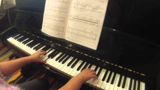 Mist by Clifford Poole  |  RCM piano repertoire grade 1 2015 Celebration Series