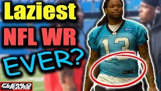 What Happened to Kelvin Benjamin? (Laziest NFL WR Ever?)
