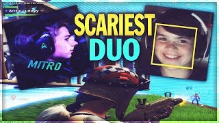 Mitr0 & Mongraal - Why they are the scariest duo in Fortnite