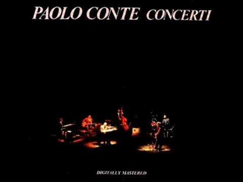 Paolo Conte - Una Giornata Al Mare