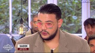 Interview de Sadek - Clique Dimanche du 05/11 - CANAL+