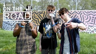 "Hippo Campus Discusses Their New Music Video For ""Honestly"" & Touring At Gov Ball 