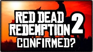 RED DEAD REDEMPTION 2 CONFIRMED BY EX-ROCKSTAR EMPLOYEE?!?!