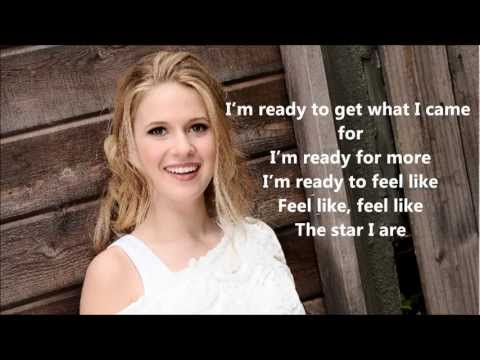 Caroline Sunshine - The Star I R Lyrics