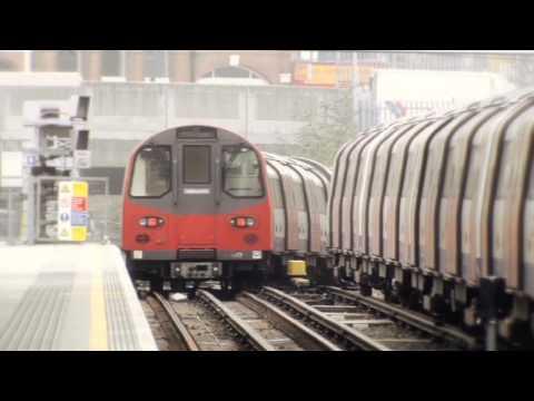 London 2012: Transport