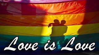 Pride Month    #LoveisLove