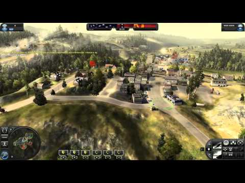 World In Conflict Gameplay en Español