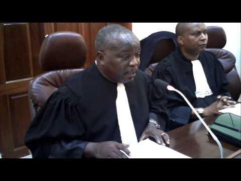 Arrestation brutale de Maître Eric Bamanayi