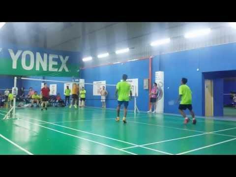 [Badminton Friendlies] UBC Vs G-Sport @ USJ23 #2 (30-07-2015)