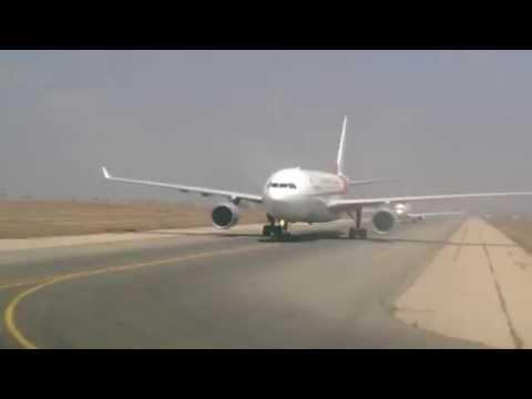 Air Algerie Spotting at Casablanca Airport