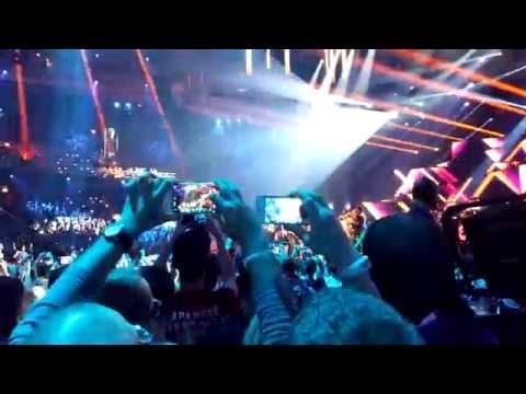 Eurovision 2016 - Justin Timberlake Rehearsal
