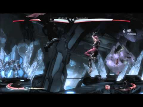 Injustice: Gods Among Us Superman VS Harley Quinn BKBN.net Tournament Round 1 Match!