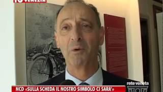 video VENEZIA TG (martedì 24 marzo 2015) - Flavio Tosi è avvisato. Questa è la risposta di Marino Zorzato sulle presenza o meno del simbolo di ncd sulla scheda elettorale. Il primo cittadino...