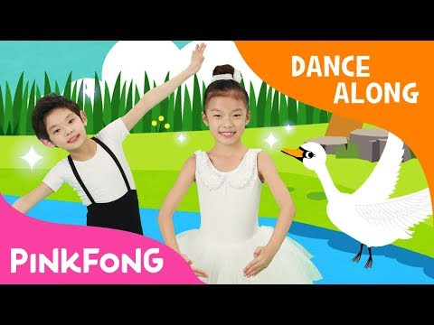 Swan's Ballet | Dance Along | Pinkfong Songs for Children