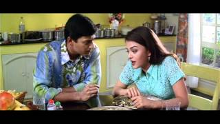 Jeans Movie - Prasanth-Aishwarya lunch table scene