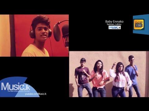 Baby Ennako (Making Of The Audio) - Salman, Lahiru