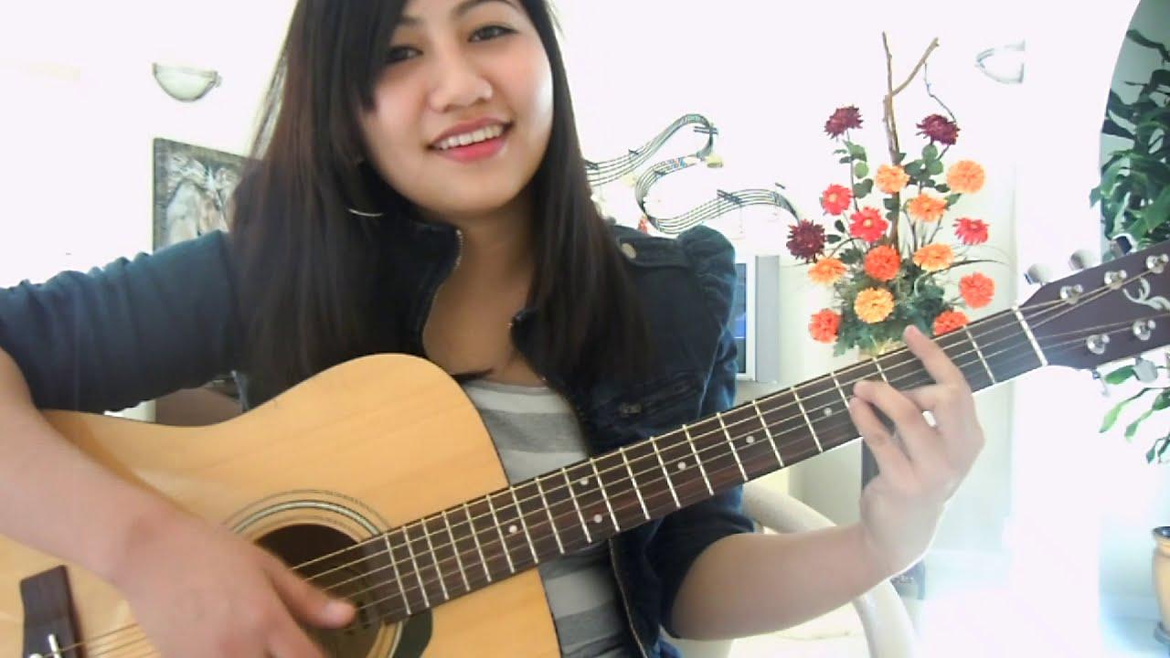 Hawak Kamay - Yeng Constantino (Guitar Cover) - YouTube